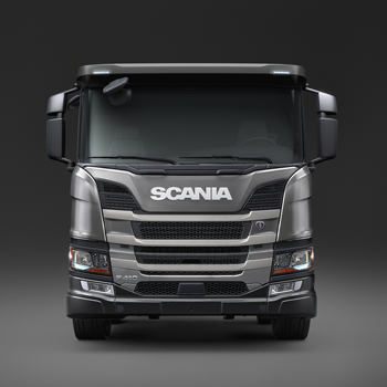 Scania Serie P