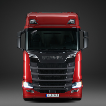 cabina Scania Serie S